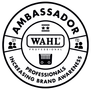 Wahl Professional Animal Ambassador Team Logo