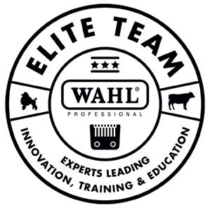 Wahl Professional Animal Elite Team Logo