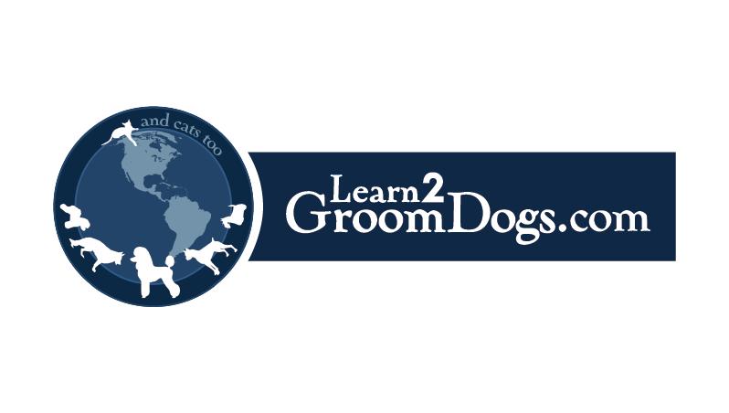Learn2GroomDogs Logo - Visit Learn2GroomDogs.com
