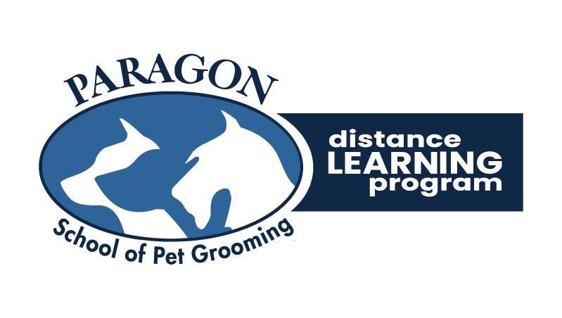 Paragon Grooming School logo - Visit Paragon Grooming School